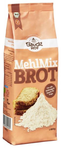 *Bio Mehl-Mix Brot glutenfrei Bio (800g) Bauckhof