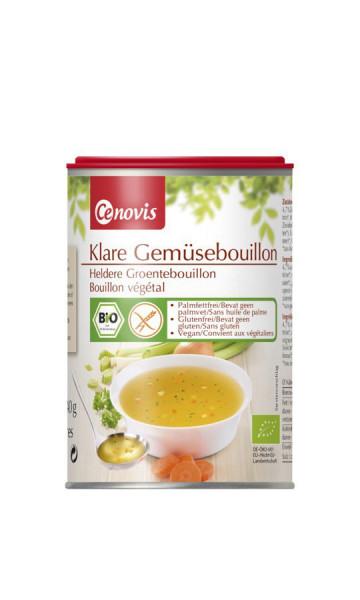 *Bio Klare Gemüsebouillon, bio (240g) Cenovis
