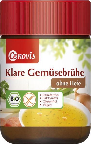 *Bio Klare Gemüsebrühe ohne Hefe, bio (140g) Cenovis