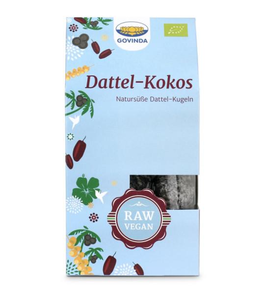 *Bio Dattel-Kokos Kugeln (120g) Govinda