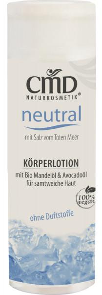 Neutral Körperlotion (200ml) CMD Naturkosmetik