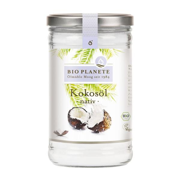 *Bio Kokosöl nativ (950ml) BIO PLANÈTE