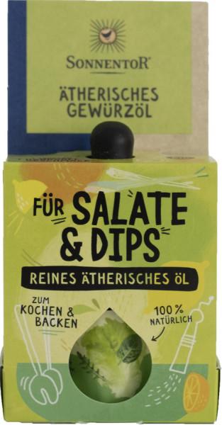 *Bio Für Salate und Dips ätherisches Gewürzöl (4,5ml) Sonnentor