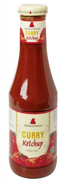 *Bio Curry-Ketchup (500ml) Zwergenwiese
