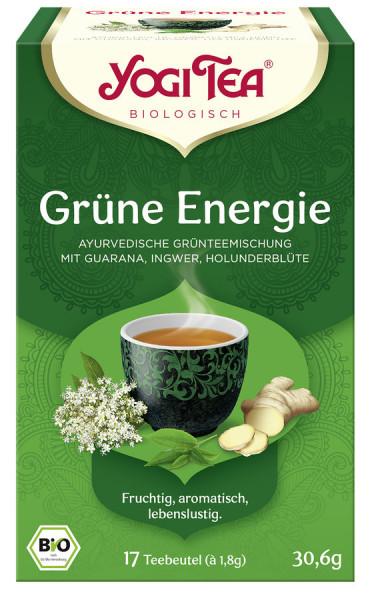 *Bio Yogi Tea® Grüne Energie Bio (17x1,8g) Yogi Tea®, Yogi Tea GmbH