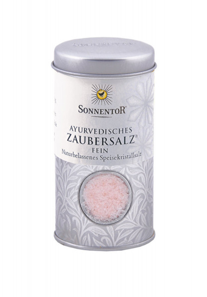 *Bio Ayurvedisches Zaubersalz® fein, Streudose (120g) Sonnentor
