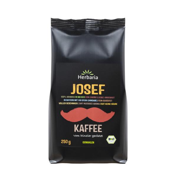 *Bio Josef Kaffee gemahlen bio (250g) HERBARIA