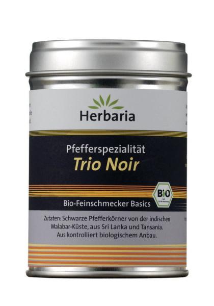 *Bio Trio Noir bio M-Dose (75g) HERBARIA