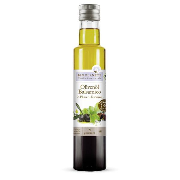 *Bio Olivenöl & Balsamico 2-Phasen-Dressing (0,25l) BIO PLANÈTE