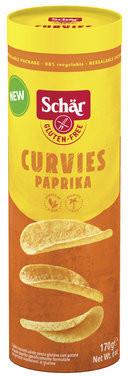 Curvies Paprika (170g) Schär