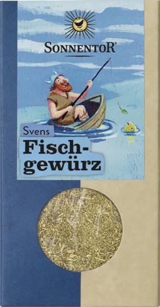 *Bio Svens Fischgewürz gemahlen, Packung (35g) Sonnentor