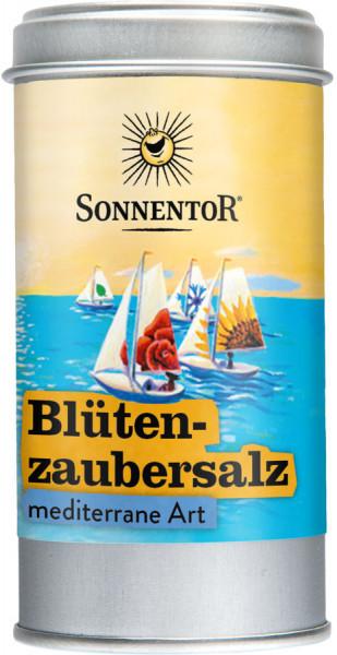 *Bio Blütenzaubersalz mediterrane Art, Streudose (90g) Sonnentor