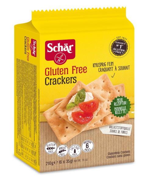 Crackers (210g) Schär