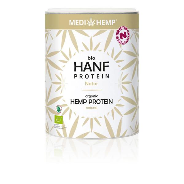 *Bio Medihemp Bio Hanfprotein Natur 330g (330g) MEDIHEMP