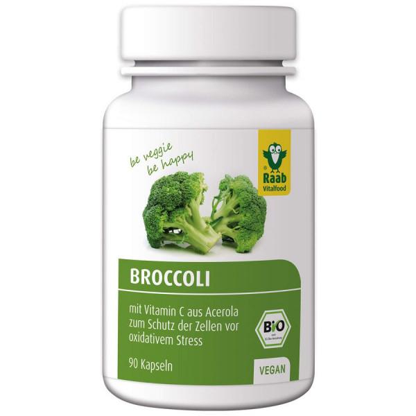 *Bio BIO Broccoli Kapseln (45g) Raab Vitalfood