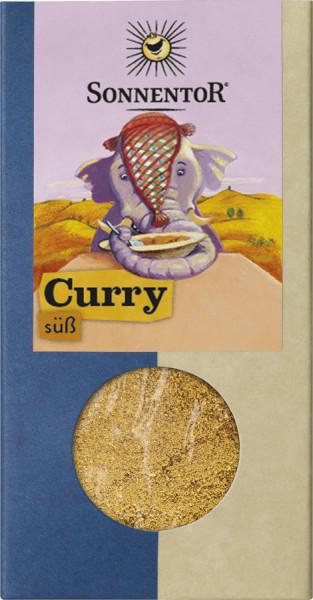 *Bio Curry süß, Packung (50g) Sonnentor