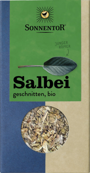 *Bio Salbei geschnitten, Packung (15g) Sonnentor