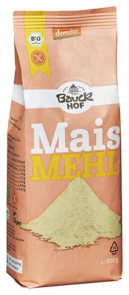 *Bio Maismehl glutenfrei Demeter (500g) Bauckhof