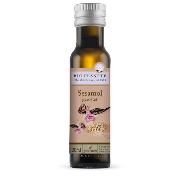 *Bio Sesamöl geröstet (0,1l) BIO PLANÈTE