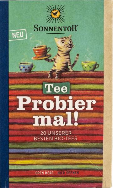 *Bio Tee Probier mal!, Doppelkammerbeutel (34,4g) Sonnentor