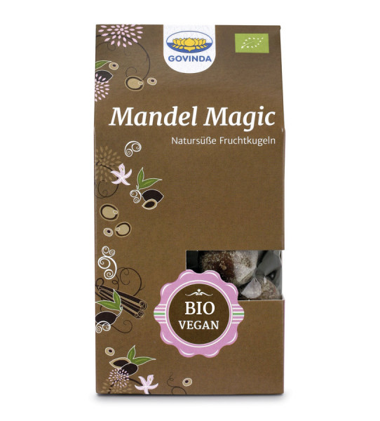*Bio Mandel-Magic (120g) Govinda