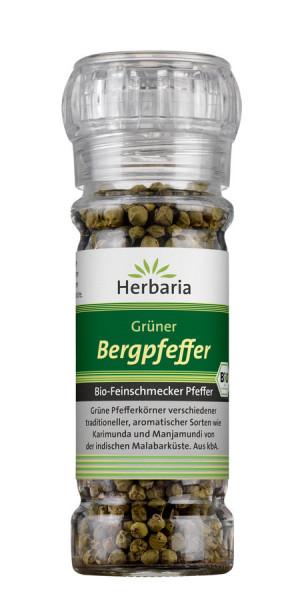 *Bio Grüner Bergpfeffer bio Mühle (25g) HERBARIA