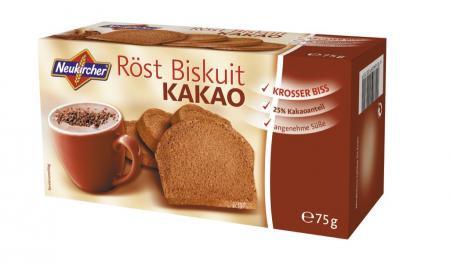 Neukircher Röst Biskuit Kakao - 75g