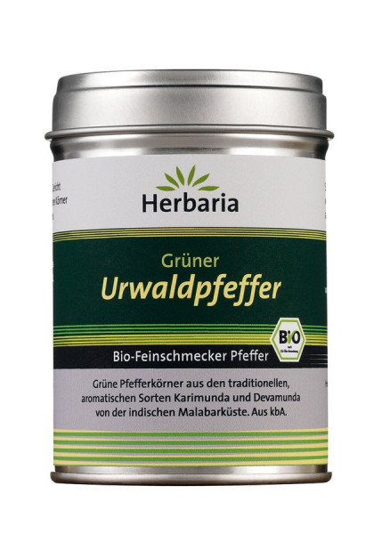 *Bio Grüner Bergpfeffer bio M-Dose (40g) HERBARIA