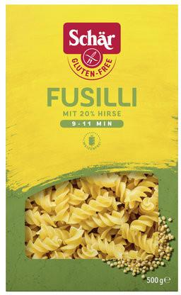 Pasta Fusilli (500g) Schär