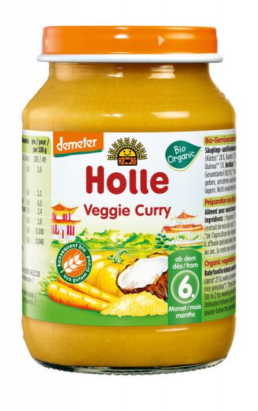 *Bio Veggie Curry (190g) Holle