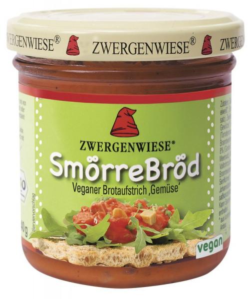 *Bio SmörreBröd Gemüse (140g) Zwergenwiese