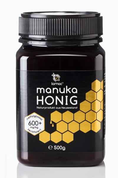 Manuka Honig 600+ (500g) Larnac