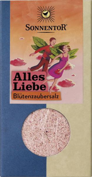 *Bio Alles Liebe Blütenzaubersalz, Packung (120g) Sonnentor