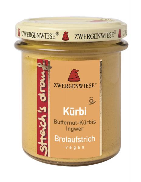 *Bio streich´s drauf Kürbi (160 g) Zwergenwiese