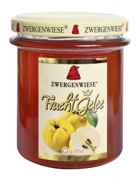 *Bio FruchtGelee Quitte (195g) Zwergenwiese