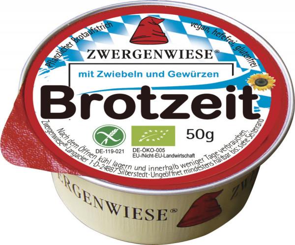 *Bio Kleiner Streich Brotzeit nach Obazda Art (50g) Zwergenwiese