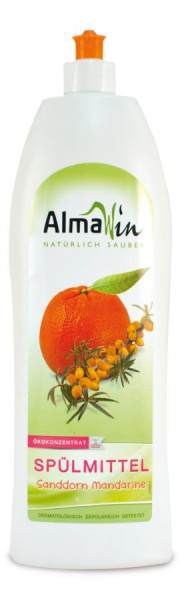 Spülmittel Sanddorn Mandarine (1l) AlmaWin