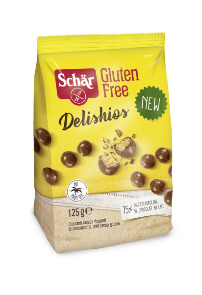 Delishios (125g) Schär