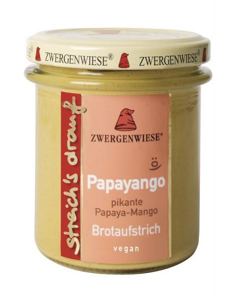 *Bio streich´s drauf Papayango (160 g) Zwergenwiese