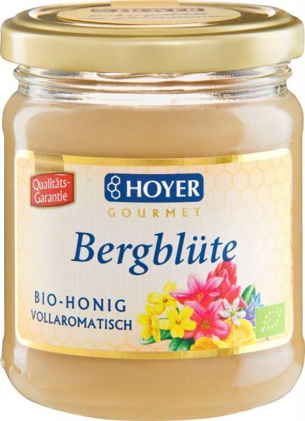 *Bio Bergblütenhonig (250g) Hoyer