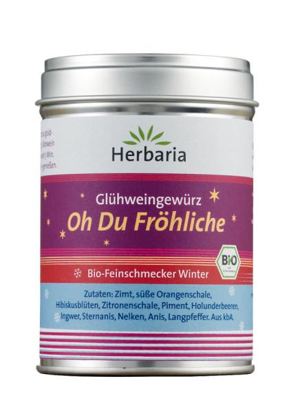 *Bio Oh Du Fröhliche bio M-Dose (70g) HERBARIA