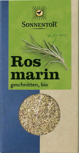 *Bio Rosmarin geschnitten, Packung (25g) Sonnentor
