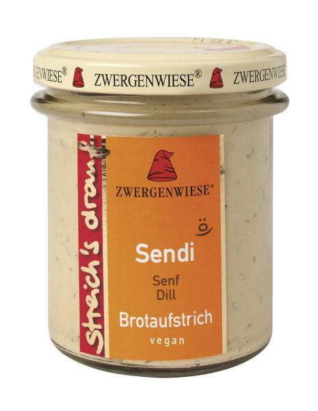 *Bio streich´s drauf Sendi (160 g) Zwergenwiese