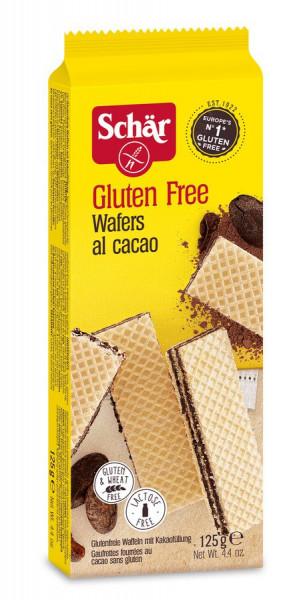 Wafers Cacao (125g) Schär