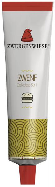 *Bio Zwenf Tube (Delikatess Senf) (200ml) Zwergenwiese