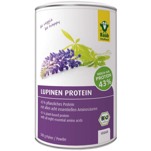 *Bio Bio Lupinen Protein Pulver (500g) Raab Vitalfood