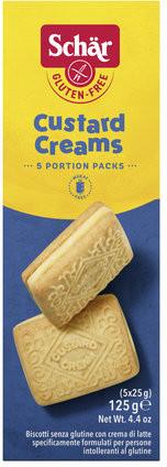 Custard Creams (100g) Schär