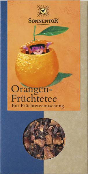 *Bio Orangen Früchtetee lose (100g) Sonnentor