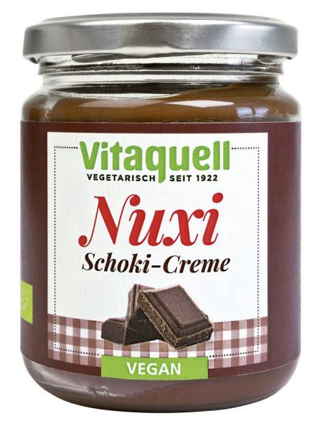 *Bio Nuxi-Schoki-Creme Bio (250g) Vitaquell