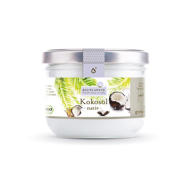 *Bio Kokosöl nativ (0,2l) BIO PLANÈTE